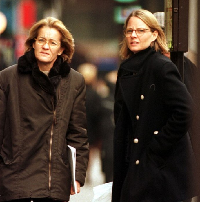 Jodie Foster partner