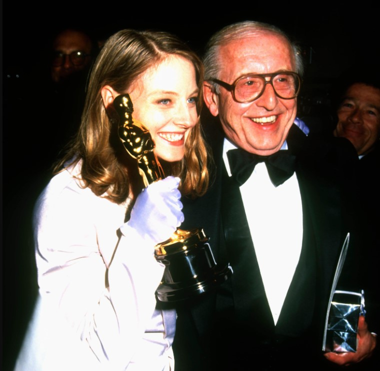 Jodie Foster father
