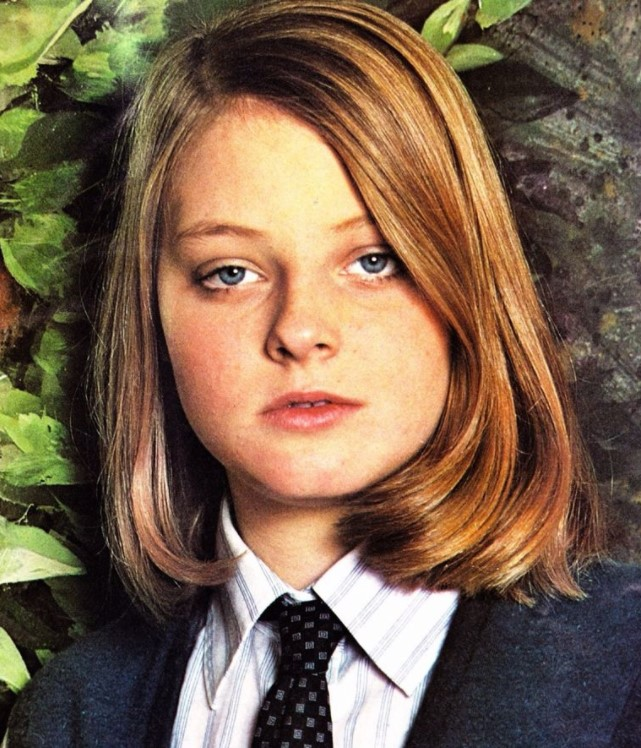 Jodie Foster Young