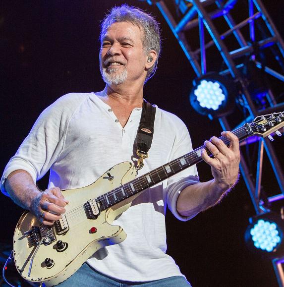 Eddie Van Halen died at 65