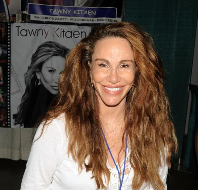 Actress and Model, Tawny Kitaen Dies At 59