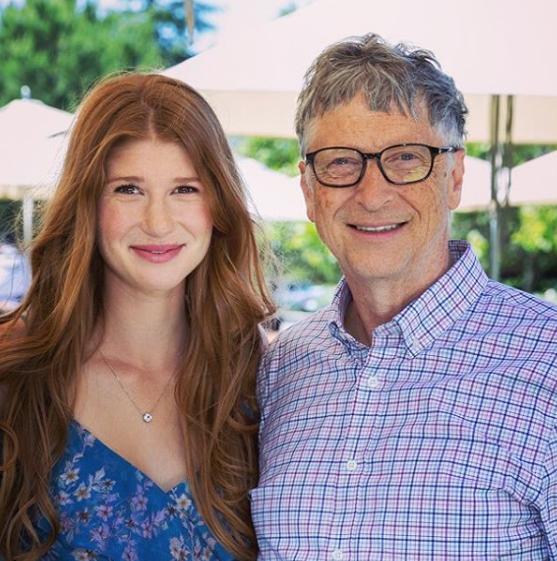 jennifer and bill gates