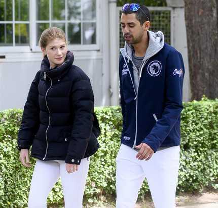 Jennifer Katharine Gates Boyfriend