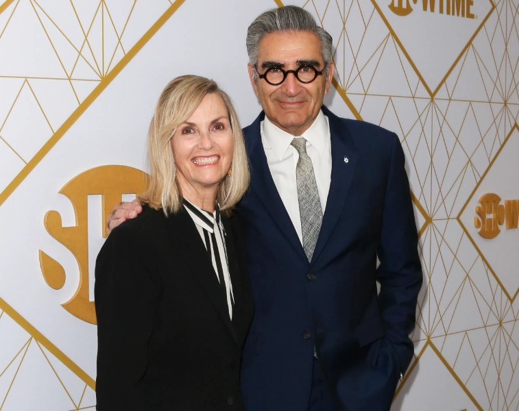 Eugene Levy Wife