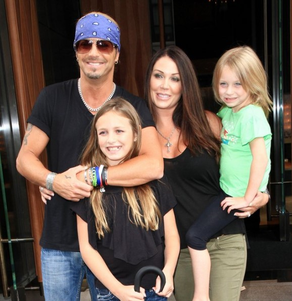 Bret Michaels Children