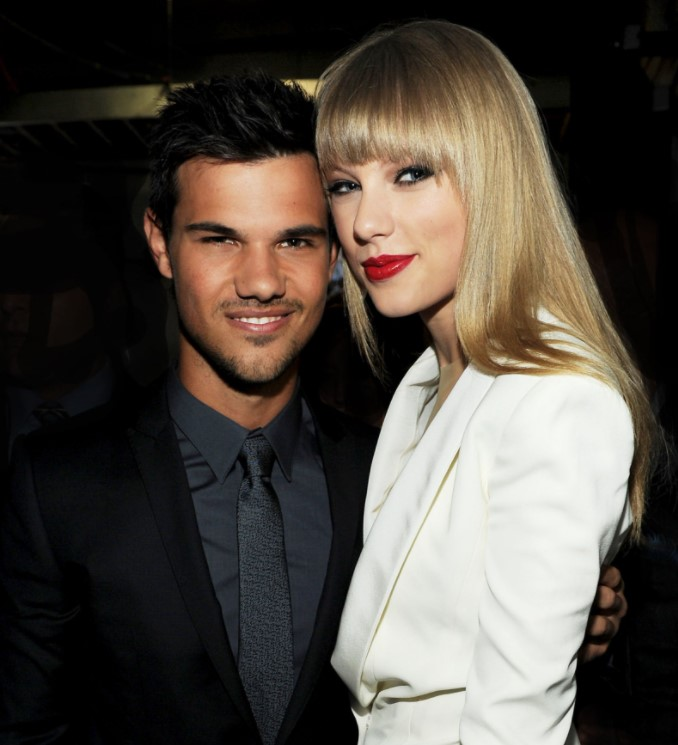 Taylor Lautner Taylor Swift