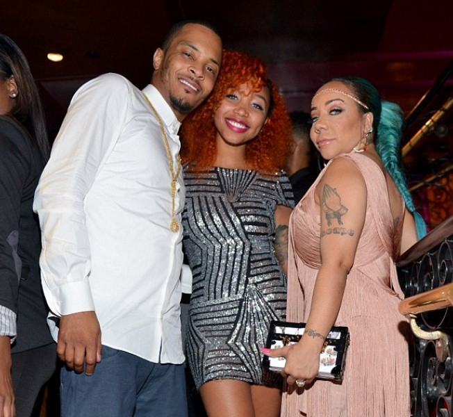 Tameka Cottle Family