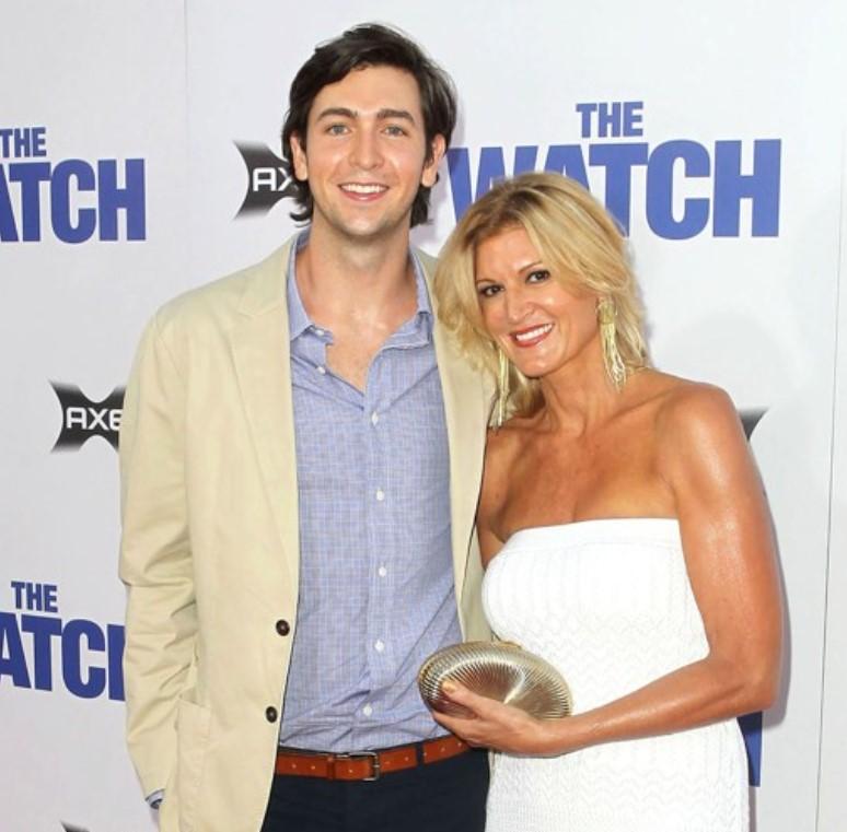Nicholas Braun mother