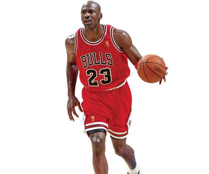 Michael Jordan Career