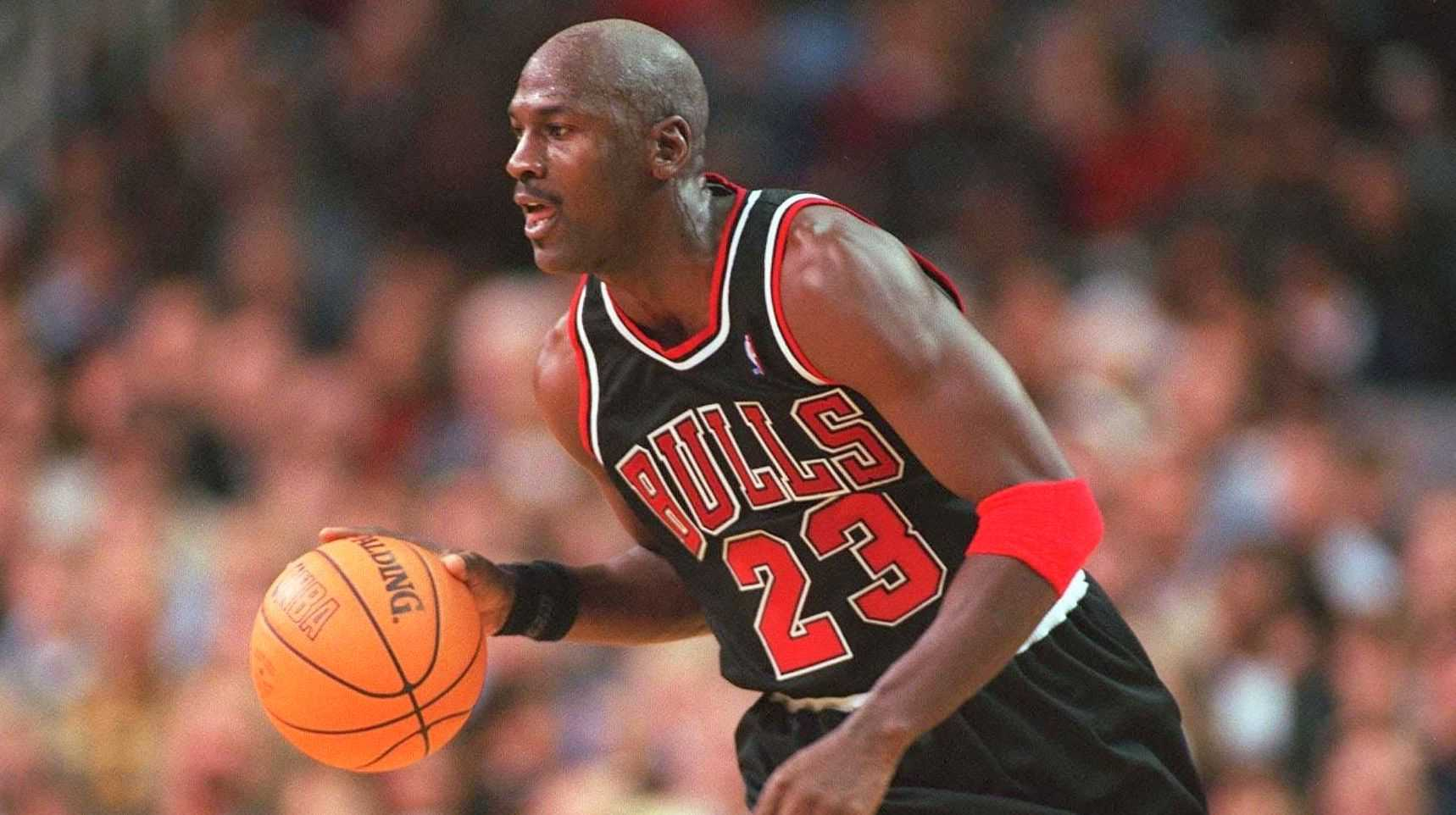 Michael Jordan Basketball