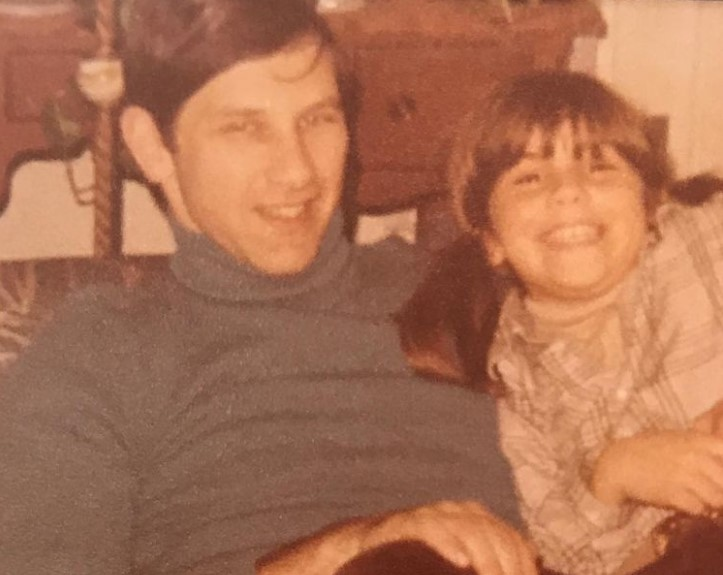 Heather Dubrow father