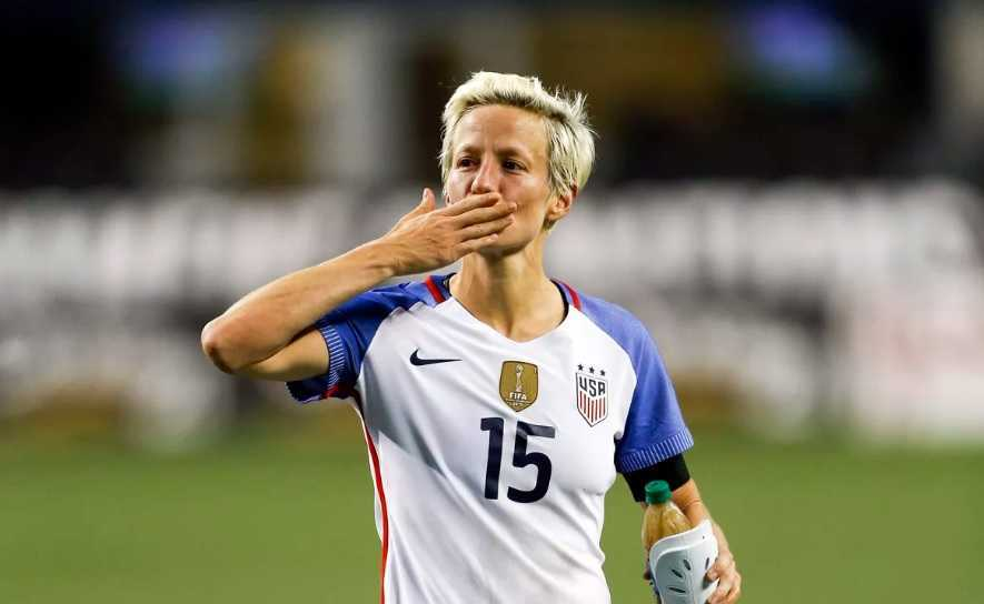Megan Rapinoe Career