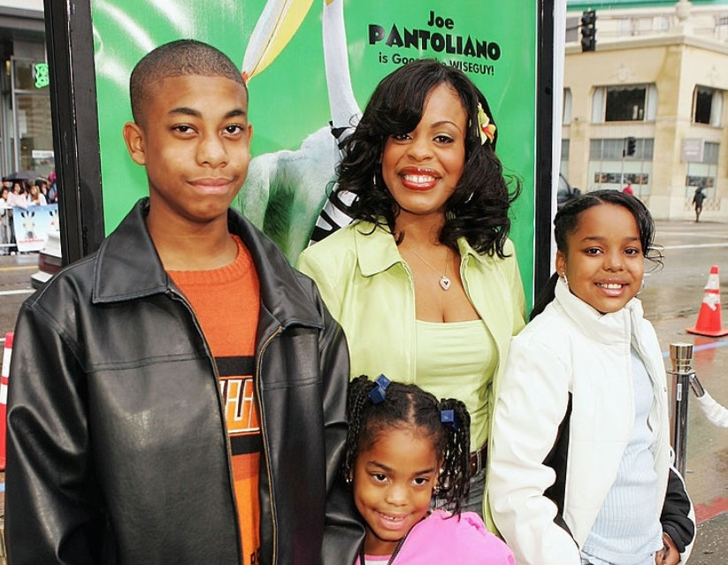 Niecy Nash kids