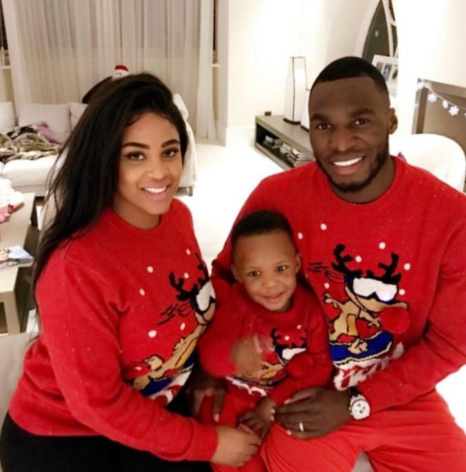 Christian Benteke family