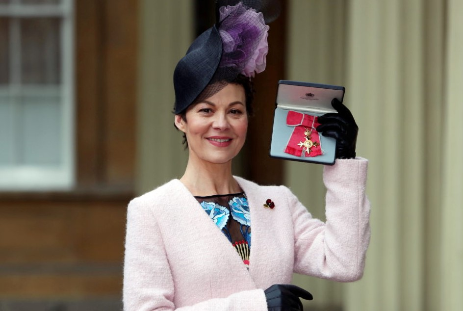 Helen McCrory honor