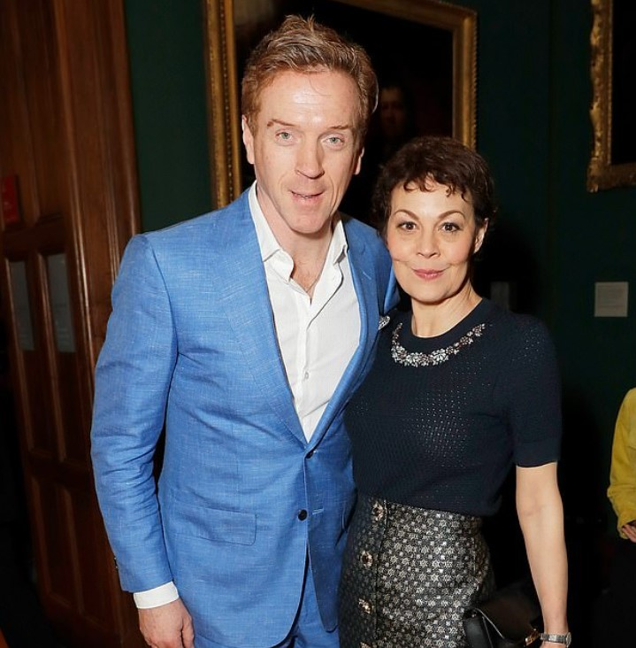 Helen McCrory married