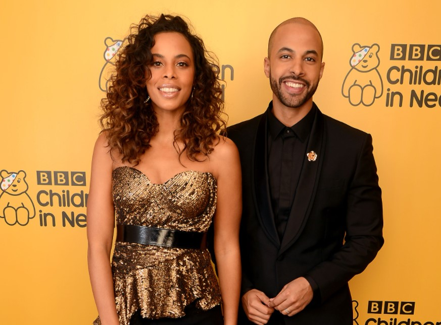 Rochelle Humes husband