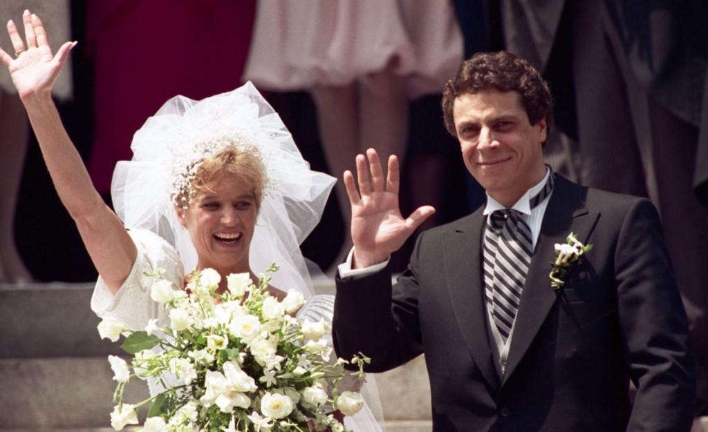 Andrew Cuomo ex-wife