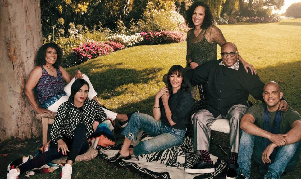 Quincy Jones Kids