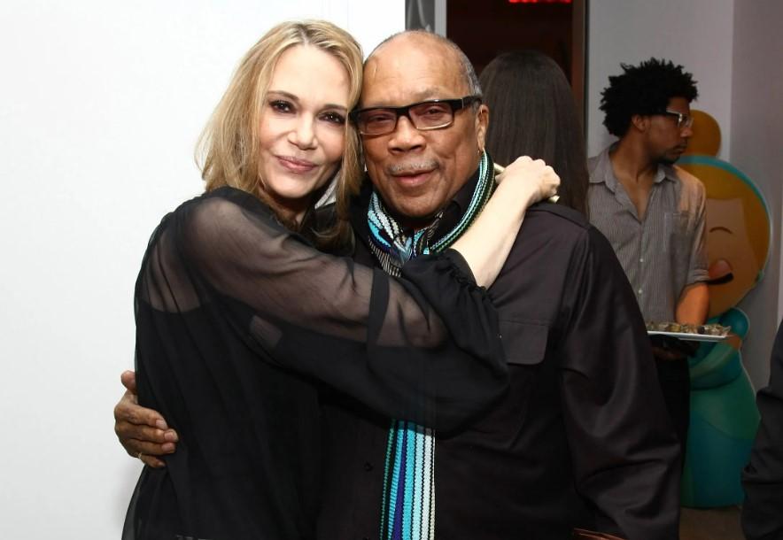Quincy Jones peggy  @usatoday