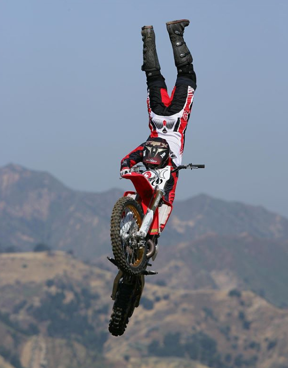 Carey Hart Freestyle