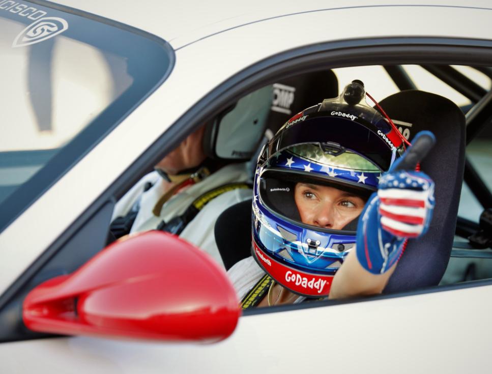 Danica Patrick American Racing Driver