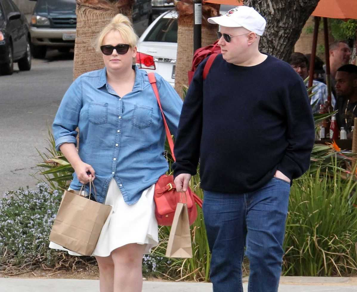Rebel Wilson Partner