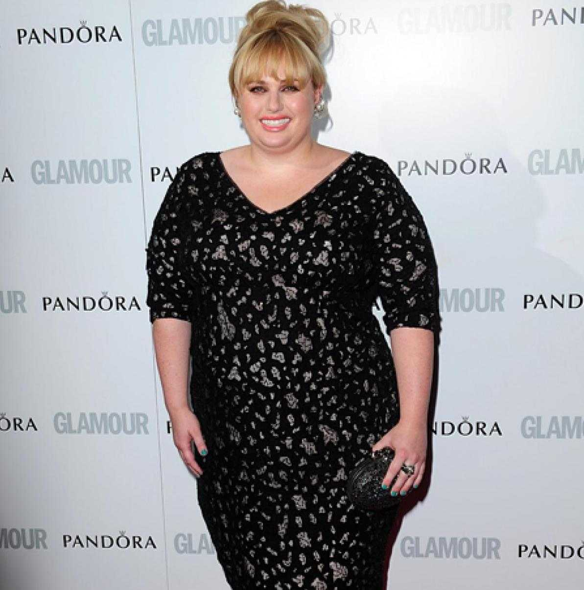 Rebel Wilson Actress