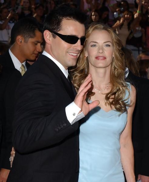 Matt LeBlanc wife
