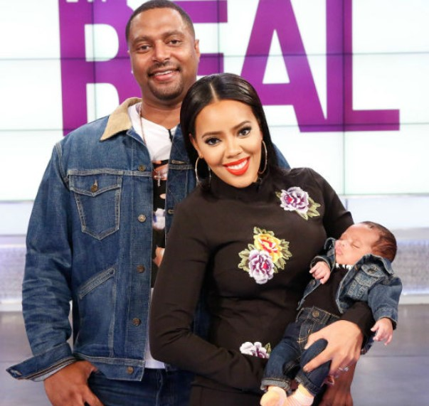 Angela Simmons Married