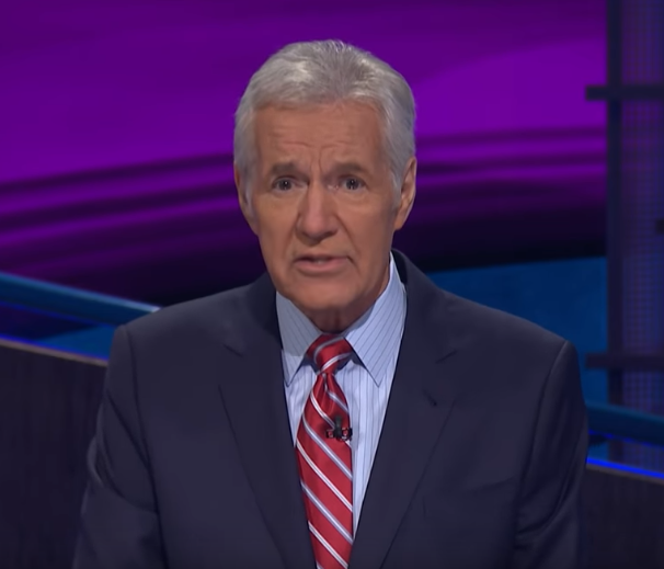 Message from Alex Trebek, JEOPARDY