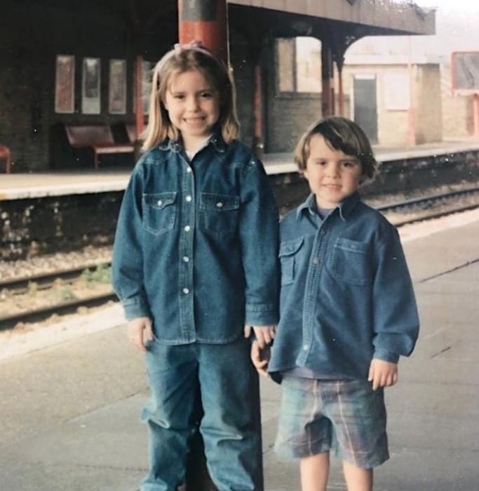 Alfie Deyes siblings