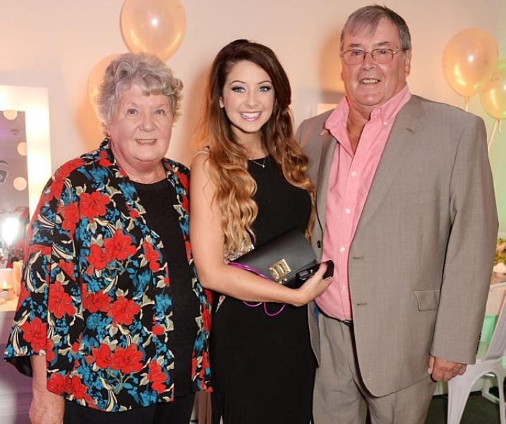 Zoe Sugg grandparents