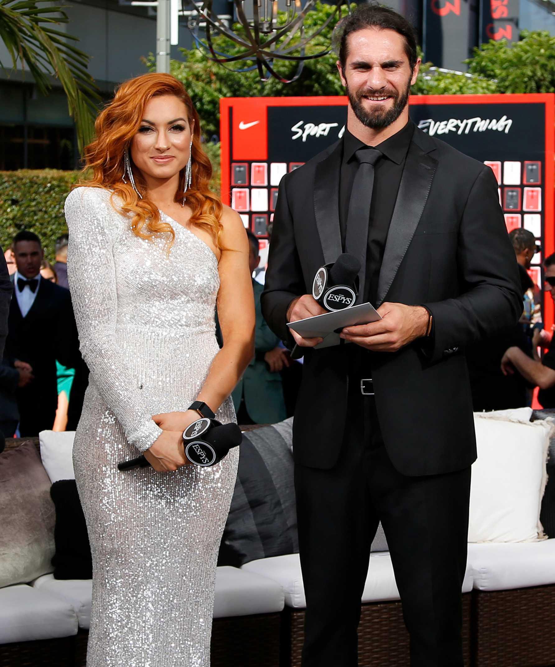 Seth Rollins girlfriend