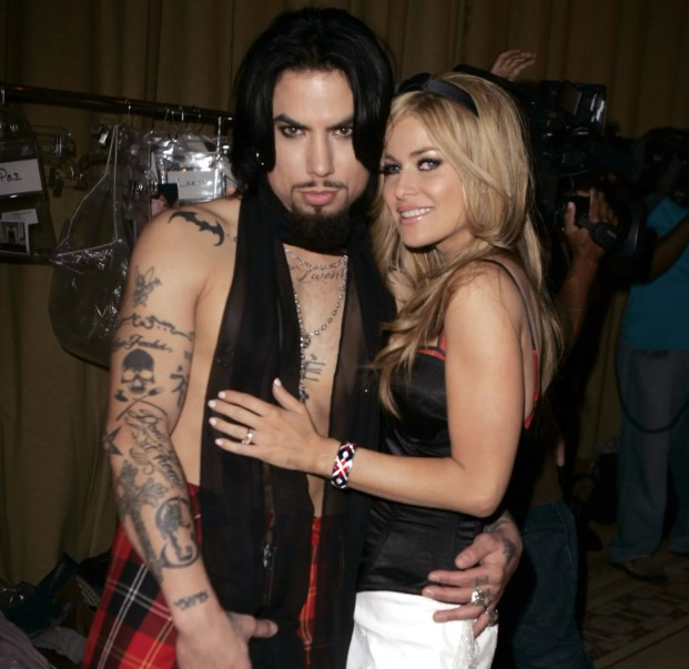 Carmen Electra husband