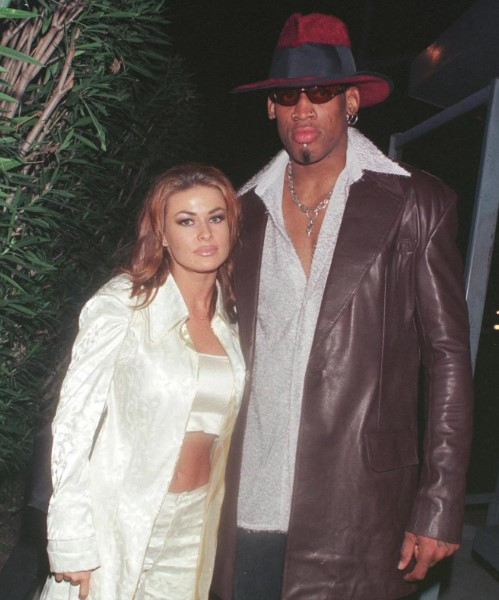 Carmen Electra Divorce