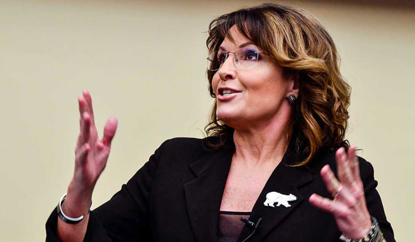 Sarah Palin Politician