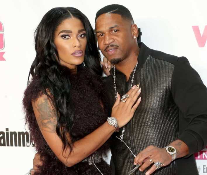 Stevie J Girlfriend