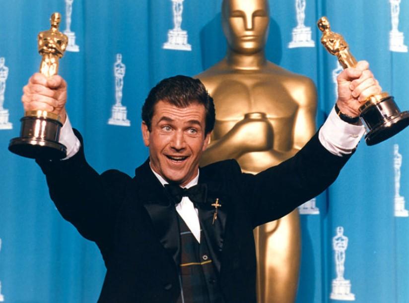 Mel Gibson awards