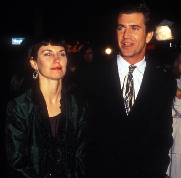 Mel Gibson married