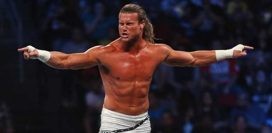 Dolph Ziggle Wrestler