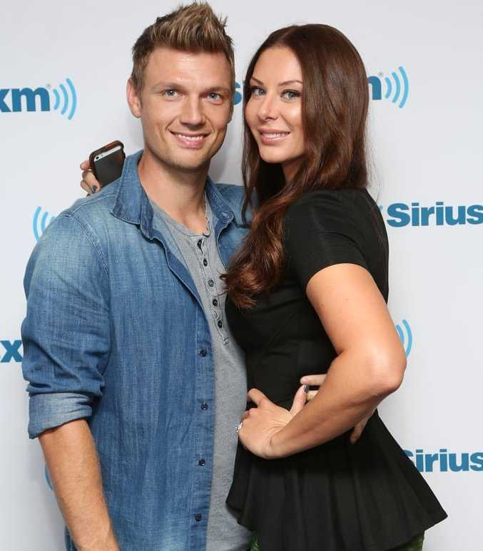 Nick Carter Wife