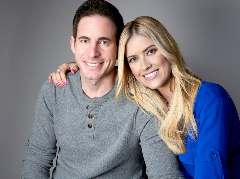Tarek El Moussa married