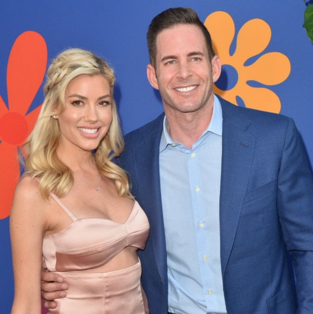 Tarek El Moussa wife