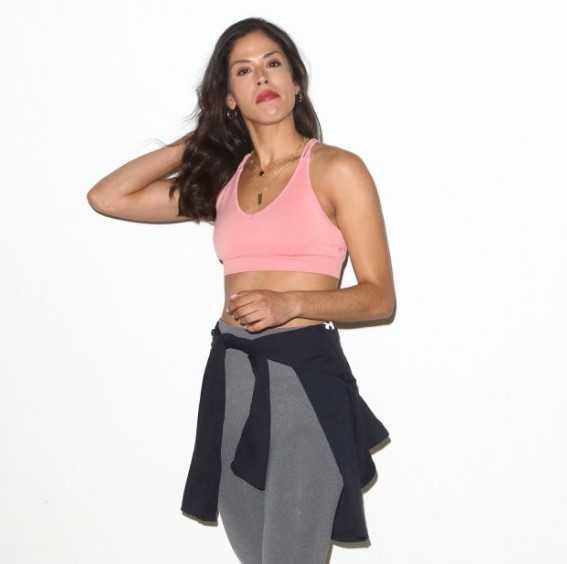 Nany Gonzalez TV Show