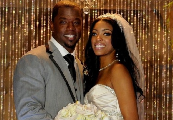 Kordell Stewart and his ex-wife, Porsha Williams