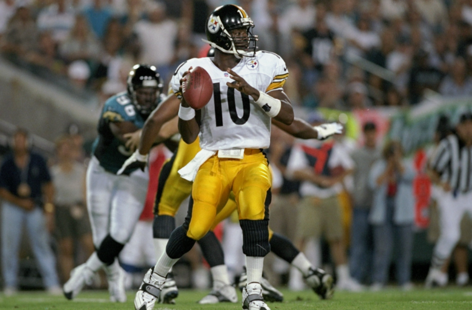 Kordell Stewart played in the National Football League (NFL) for 11 seasons