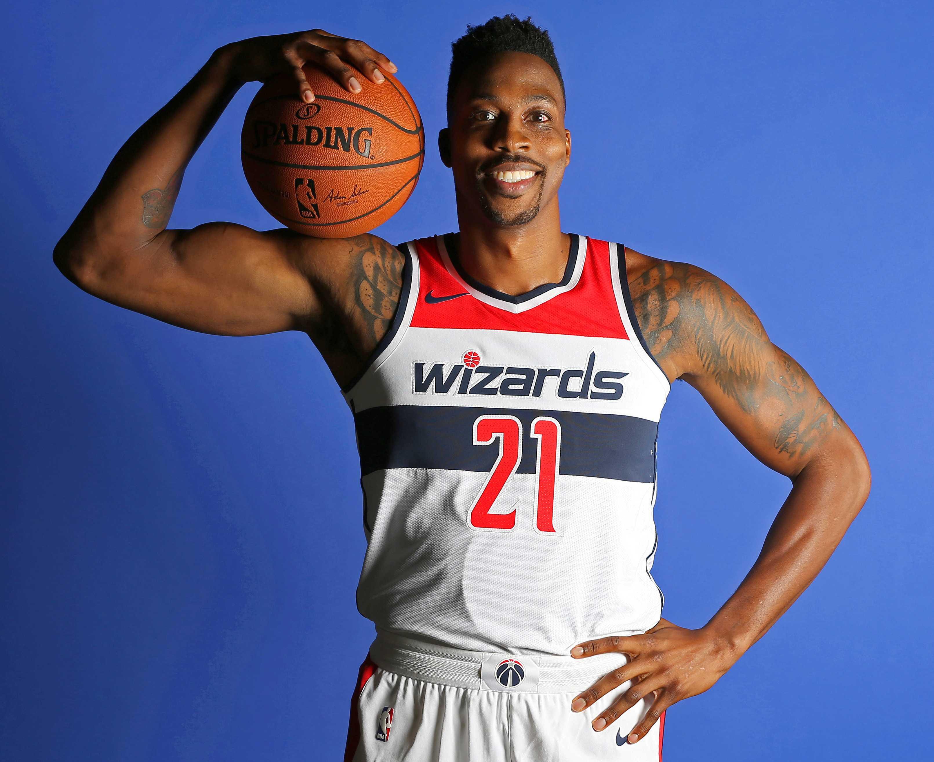 Dwight Howard Basketball Player