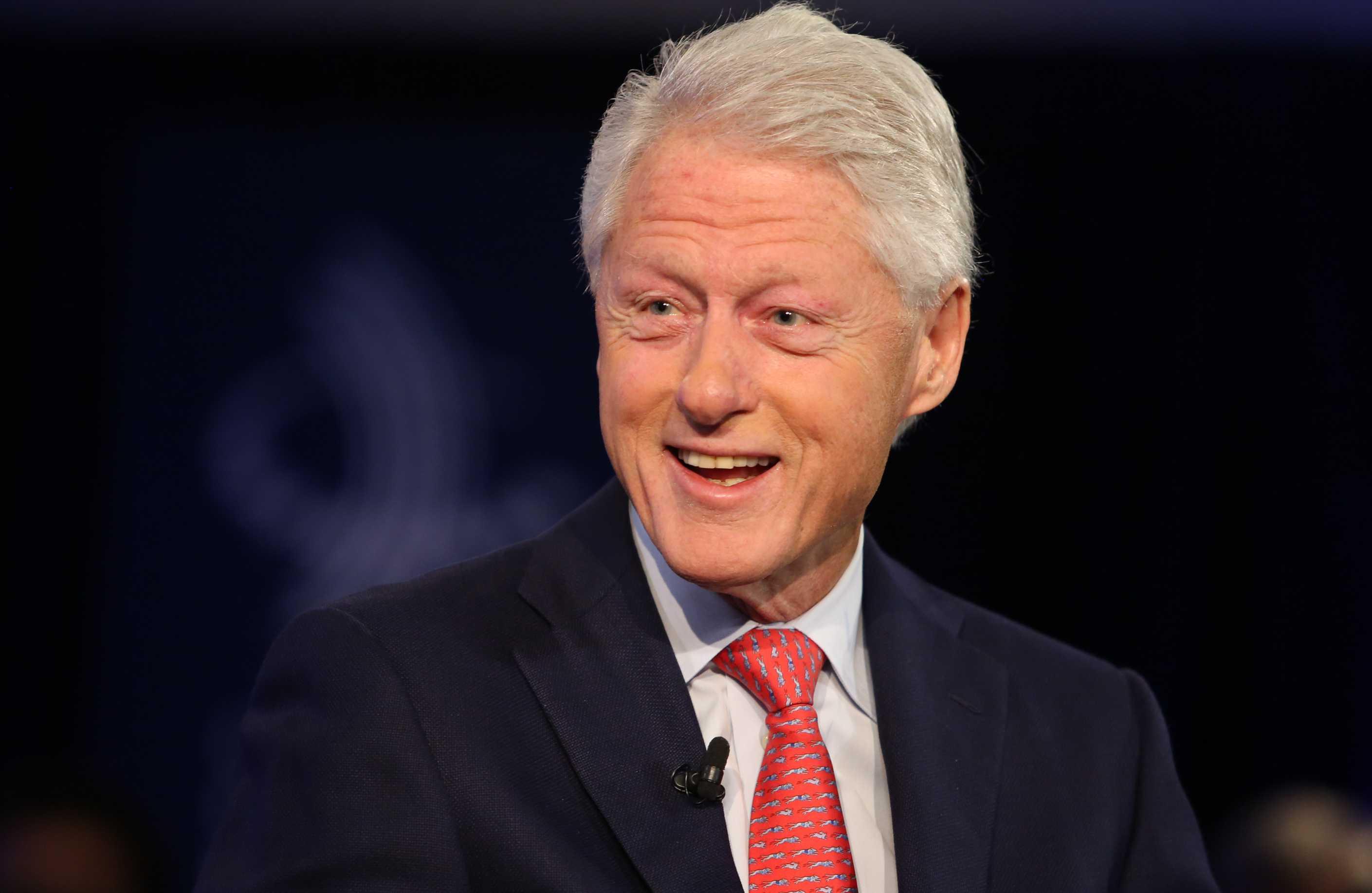 Bill Clinton Early Life