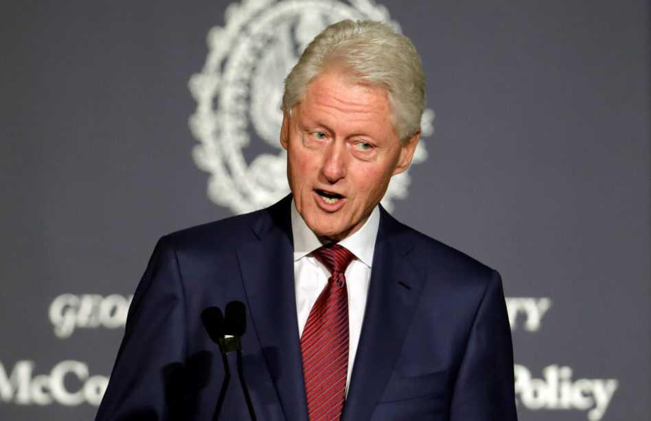 Bill Clinton Politics